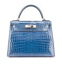 Hermès Alligator Kelly 28 Handbag