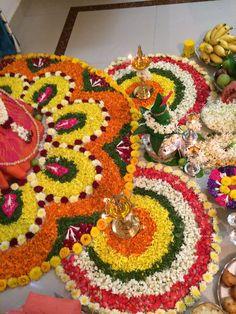 Easy Rangoli Designs Diwali, Rangoli Designs Flower, Rangoli Patterns, Colorful Rangoli Designs, Diwali Rangoli, Rangoli Designs Images, Flower Rangoli, Beautiful Rangoli Designs, Simple Rangoli