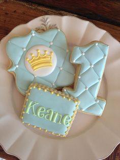 Biscoitos Decorados Confeitados | Príncipe