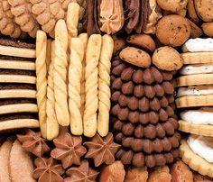 自由学園食事研究グループの 「缶入りクッキー 3号缶」