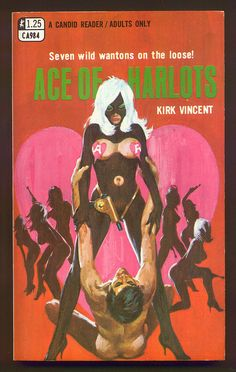 Ace Of Harlots by Kirk Vincent