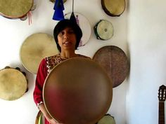 Demo / Frame Drum & Melodic Voice/ Play along :: by Miranda Rondeau Ocean Drum, Frame Drum, Music Page, Tambourine, Percussion, Drums, The Voice, Prayer, Youtube