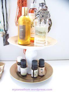 DIY: Créer un plateau de présentation pour ses produits de beauté