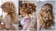 Nuevos Tutoriales de Peinado 2016-  Hermosa boda nupcial Peinados Tutori...