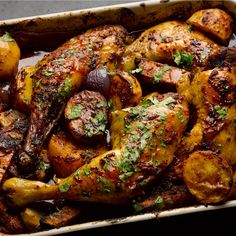 Sweet and smoky Mexican chicken: Chicken meets chocolate in this rich and distinctive dish