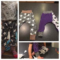 Pattern: Knopfknirps by GlücksEmmel Fabric: l'oiseau fabrics Fabrics, Pattern, Pants, Fashion, Trouser Pants, Moda, La Mode, Fabric, Women's Pants