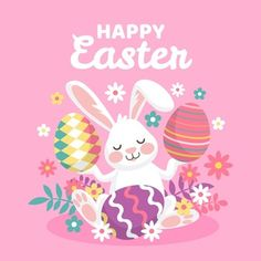 Easter Illustration, Watercolor Illustration, Banners, Easter Wallpaper, Doodles, Happy Easter Day, About Easter, Merry Christmas Everyone, Banner Template