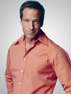 "Mike Rowe, ""Dirty Jobs""."