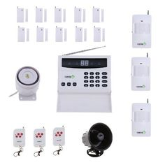 PiSector Wireless Home Security Alarm System Kit with Auto Dial S02 by PiSECTOR. $177.99. PiSECTOR INC offers you the most advanced wireless alarm system can provide to safe your home, office, store This product is not only powerful ,but also install and operate it easily .It will auto-dial some groups of numbers and send alarm record when it alarming  Villas, houses, stores, financial offices,offices, lets, parking lots, computer rooms, farms, orchards, fishponds...