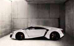 Lykan HyperSport 2013 by W Motors