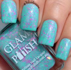 Glam Polish - Son of a beach