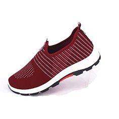 snfgoij Damen Wanderschuhe Mädchen Wasserdicht Wanderschuhe Outdoor Shoes,Black-40