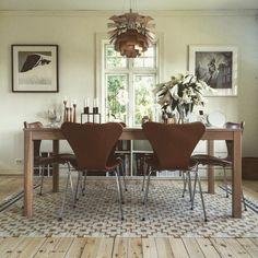 Ikea 'Alvine Ruta' rug by @mr.aardal