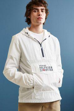 e08e00a239b Tommy Hilfiger Windbreaker Jacket