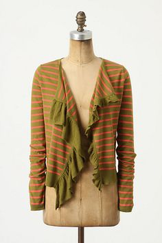 This would be my Oscar the Grouch sweater, not sure why, it just reminds me of him.