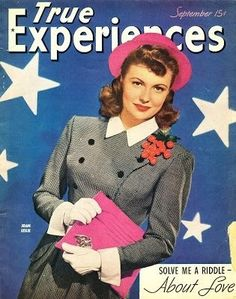 Joan Leslie. True Experiences Magazine