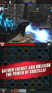 Godzilla  Smash3 1.0 MOD Apk (Full Unlocked)  Android Games  Official game of the new Godzilla film from Warner Bros. Pictures and Legendary Pictures! The King of the Monsters returns in Godzillas mobile gaming debut! - Unleash the power of Godzilla and pursue the dangerous MUTO monsters in this unique mix of jaw-dropping 3D action and challenging puzzles. Control each stomp slash and bite by matching  or SMASHING  puzzle tiles to drive Godzilla through 80 levels in cities across the globe…