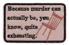 Wallander Magnus Martinsson Patch by StoriedThreads on Etsy, $9.00