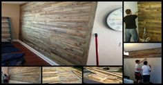 Like the idea of an inexpensive and easy to build timber feature wall? Then this project might be for you!  Learn how to build this accent wall by viewing the project album and link to instructions.  Don't forget to let us know your opinion about this project.  http://theownerbuildernetwork.co/rgiq