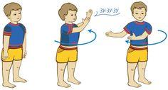 Дыхательные упражнения для детей Выйдем покосить траву