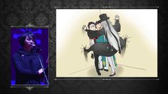 This needs to happen in real life X'DDD (from Black Butler seiyuu event)