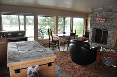 Check out this awesome listing on Airbnb: Waterfront - Apartment - Houses for Rent in Coeur d'Alene