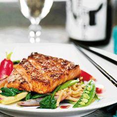 Snack Recipes, Healthy Recipes, Healthy Food, Snacks, Vegetarian Cooking, Fish And Seafood, Wok, Salmon Burgers, Food Hacks