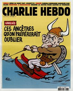 Charlie Hebdo - # 1262 - 28 Septembre 2016 - Couverture : Riss