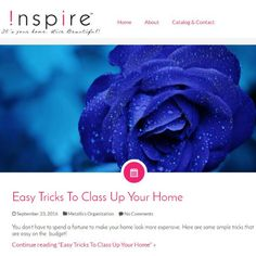 Easy Tricks To Class Up Your Home