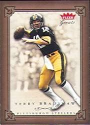 2004 Greats of the Game #3 Terry Bradshaw by Greats of the Game. $0.75