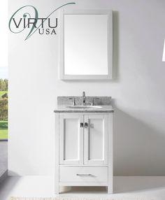 avanity brooks chilled grey 24inch vanity combo by avanity 24 inch vanity bathroom vanities and vanities