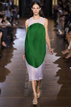 keep #green {Stella McCartney #Spring2013 Ready-to-Wear Collection}