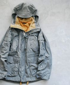 "Engineered Garments (エンジニアードガーメンツ) ""FIELD PARKA - WEATHER POPLIN"" | アウター | | Digital-Mountain"