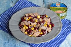 Salata mexicana cu ton - CAIETUL CU RETETE Oatmeal, Cooking, Breakfast, Food, The Oatmeal, Kitchen, Morning Coffee, Rolled Oats, Essen