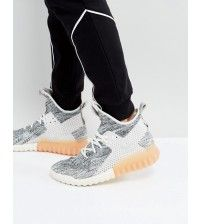 buy popular e9e0a 7bad1 Adidas Tubular X Primeknit Men Shoes Crystal White S16 Grey One F17 Core  Black By3146 Outlet