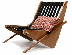 Neutra Boomerang Chair by Richard Neutra