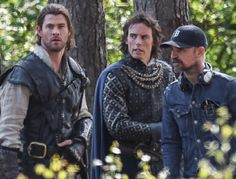 The huntsman 2016 movie with Chris Hemsworth