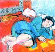 Alexandru Ciucurencu - Fată dormind Post Impressionism, Impressionist, Frasier Crane, Figure Painting, Romania, Modern Art, Illustration Art, Fine Art, Paintings