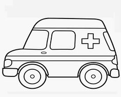 ice cream truck transportation coloring pages for kids printable free see more 8