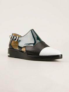 Toga Pulla - colour block shoes 6
