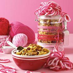 Food gift ideas on pinterest food gift baskets homemade for Homemade baked goods gift basket ideas