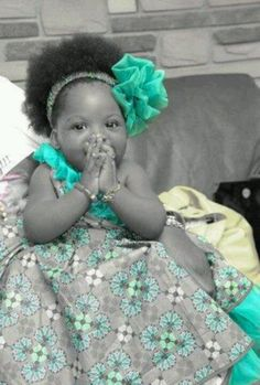 African fashion baby...❤❤❤❤how cute!