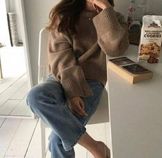 Check out this Trendy casual korean fashion Indie Outfits, Korean Outfits, Fall Outfits, Casual Outfits, Cute Outfits, Fashion Outfits, Fashion Tips, Fashion Styles, Fashion Ideas