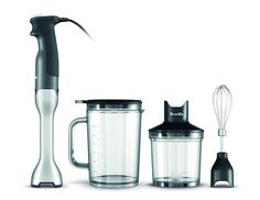 Amazon.com: Breville BSB510XL Control Grip Immersion Blender: Electric Hand Blenders: Kitchen & Dining