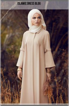 Abaya is delicate and elegant piece that polish feminine look for the purpose of modesty. Now modern Abaya is delicate and elegant piece that polish feminine look for the purpose of modesty. Now modern Hijab Outfit, Hijab Dress, Muslim Women Fashion, Islamic Fashion, Womens Fashion, Ladies Fashion, Abaya Fashion, Modest Fashion, 30s Fashion