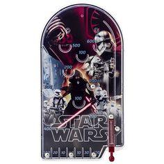 Star Wars Villains Pinball