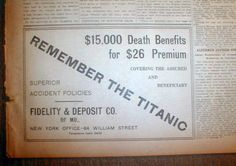 4-17-1912 insurance ad!