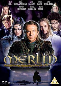 Merlin (1998) DVD Cast: Sam Neill, Helena Bonham Carter, Miranda Richardson, Martin Short, Rutger Hauer and more. -- to whatch free movie online go to - http://www.tubeplus.me/player/355002/Merlin/