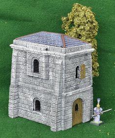 Minas Tirith House - Shifting Lands
