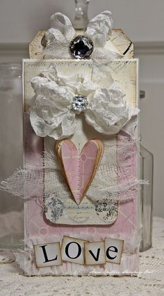 beautiful handmade valentine